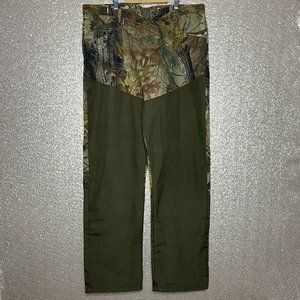 Wrangler Pro Gear Sz 40x35 Upland Camo Jeans Pants